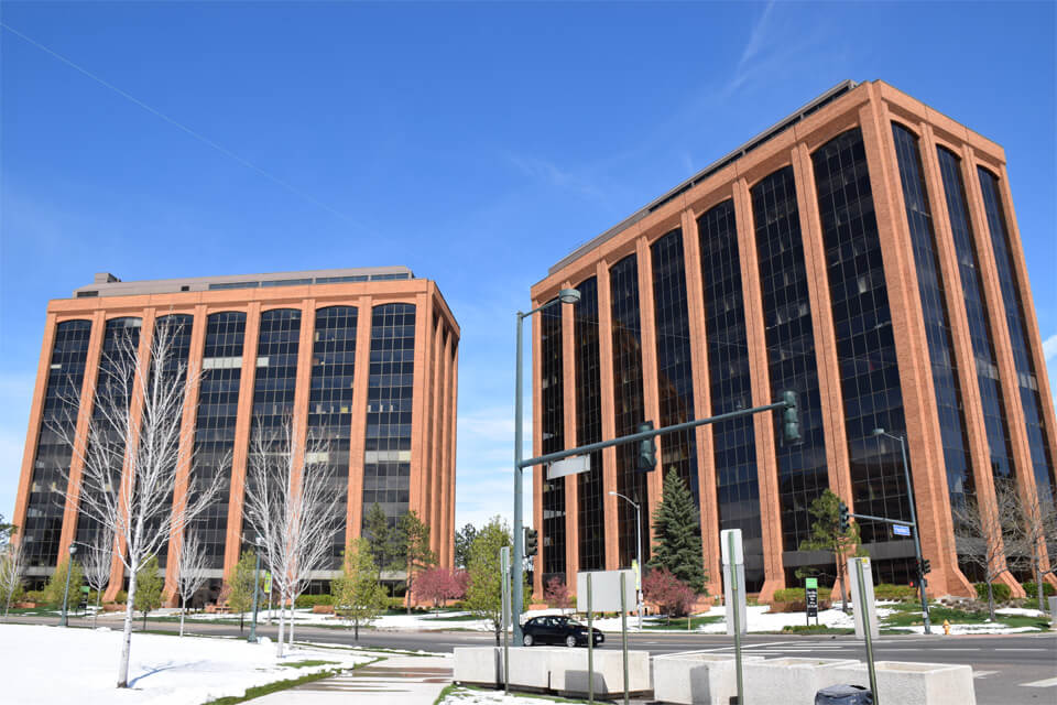 Denver DUI Office Building
