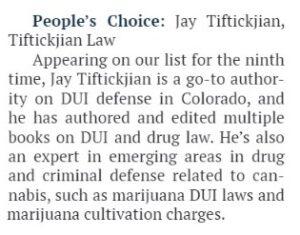 Best DUI Lawyer Colorado